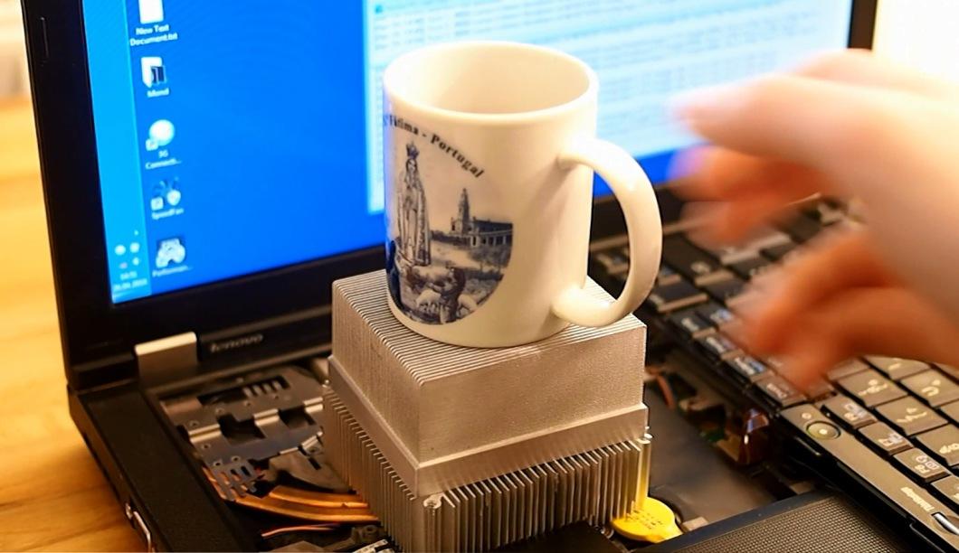Arctic MX-2 MX-4 cooler block