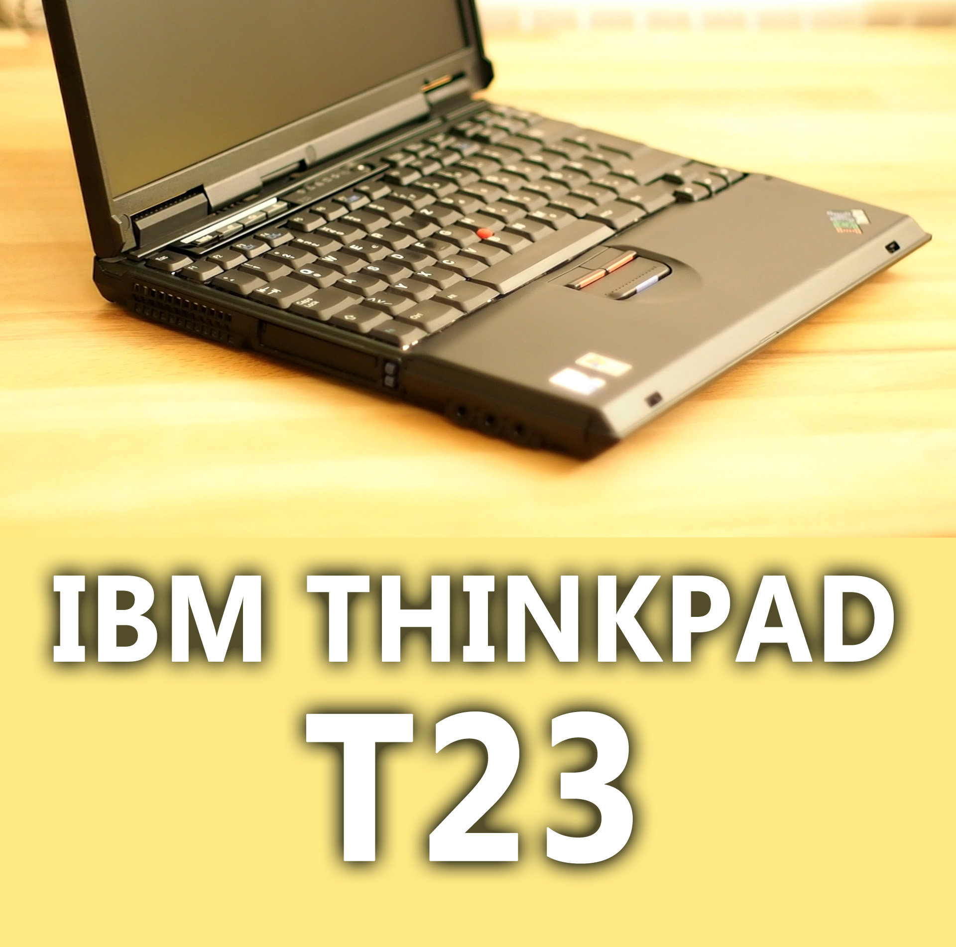 DOWNLOAD DRIVER: IBM THINKPAD T23 GRAPHIC